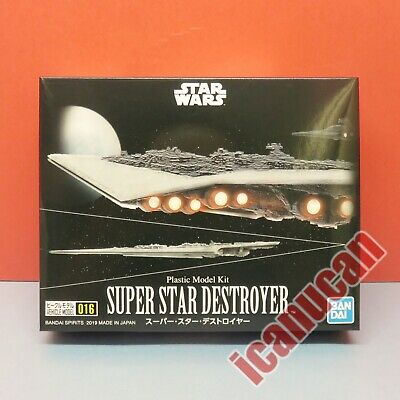 Bandai [Star Wars] Super Star Destroyer [Vehicle model #16] model  kit #5057711