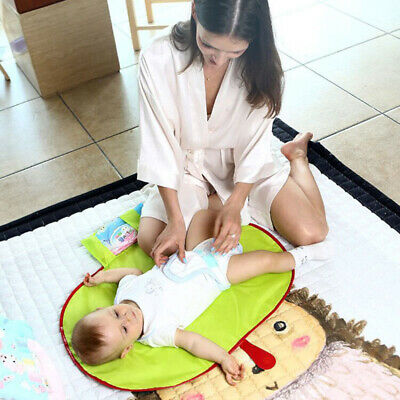 Novel Baby Portable Folding Diaper Changing Pad Waterproof Mat Travel Storage