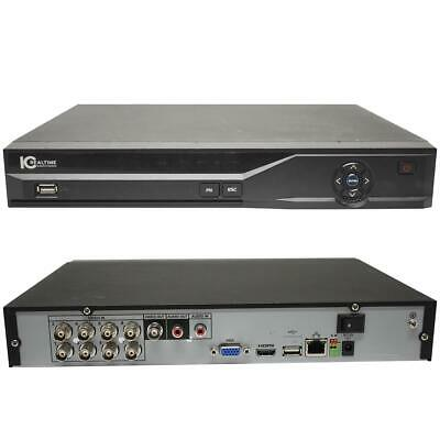 IC Realtime EDGES-08 8 Channel Video Input HDD Video Recorder