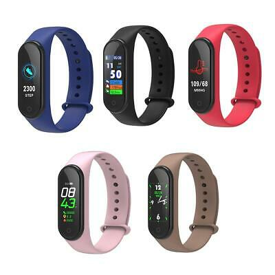 M4S Smart Wristband 0.95 inch Color Screen Waterproof Fitness Smartband R1BO