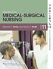 TEST BANK Introductory Medical-Surgical Nursing 11th Edition Lippincott's
