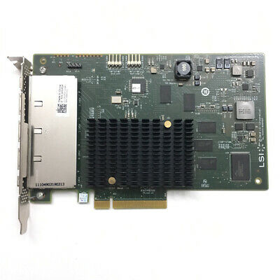 LSI SAS 9201-16e 6Gb/s 16-PORT SATA+SAS HOST BUS ADAPTER LSI00276