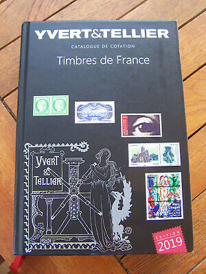 Catalogue Yvert & Tellier Tome 1 2019