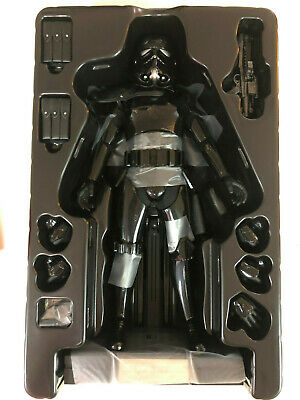 1/6 Hot Toys 2014 Exclusive MMS 271 Star Wars Shadow Trooper Loose 100% Genuine