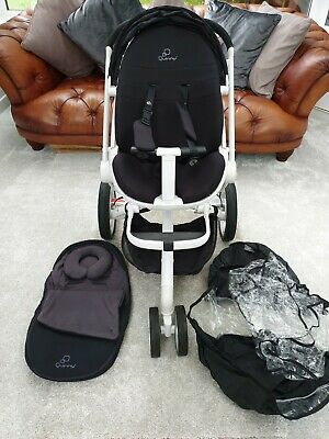 quinny moodd travel system Black and White