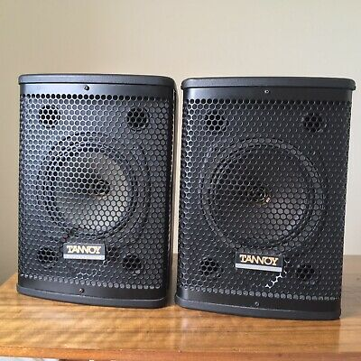 Tannoy i8 Dual Concentric Professional Loudspeakers