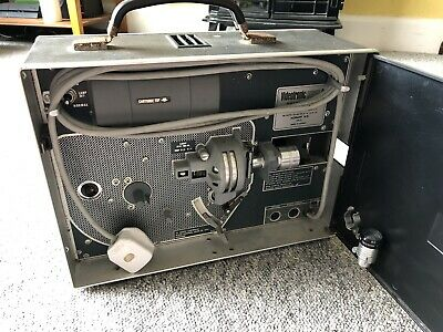 Videoteonic Super 8 Compact Vintage Repeater Projector
