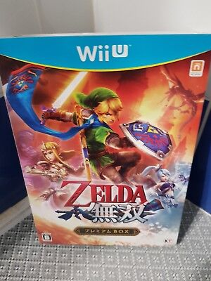 Zelda : Hyrule Warriors - Premium Edition / Collector - Nintendo Wii U
