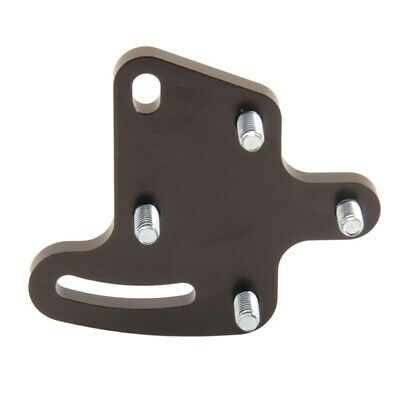 Moroso 63910 Vacuum Pump Mounting Bracket for Big Block and SB Chevy