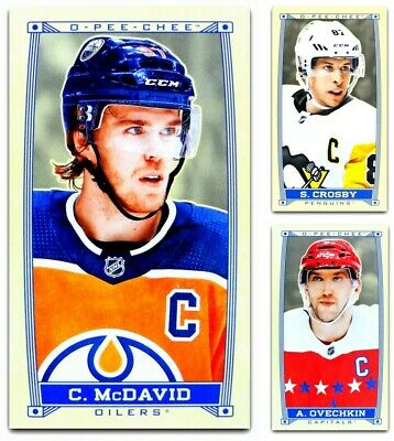 2019-20 O-Pee-Chee MINI **** PICK YOUR CARD **** From The LIST