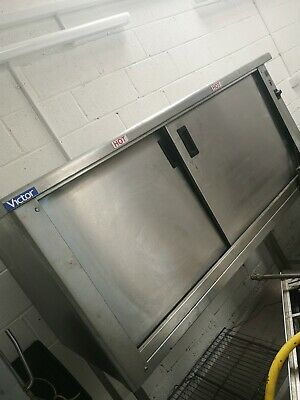 Victor Hot Cupboard with Stand