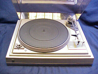 Dual CS 505-1 - Plattenspieler Turntable - HiFi belt drive - 1981/83 - Revidiert