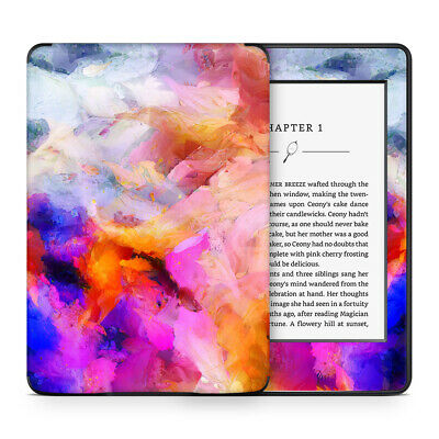 Abstract Dusk Dance Vinyl Skin Sticker Wrap to Cover & Personalise Kindle
