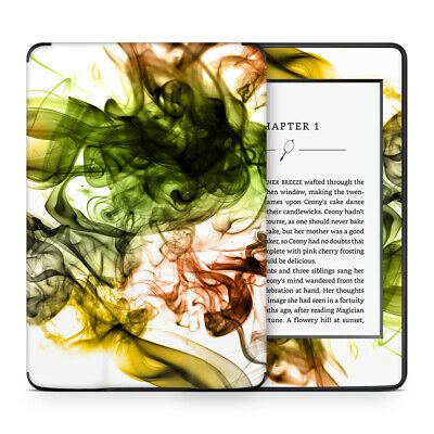Abstract Colour Smoke Vinyl Skin Sticker Wrap to Cover & Personalise Kindle