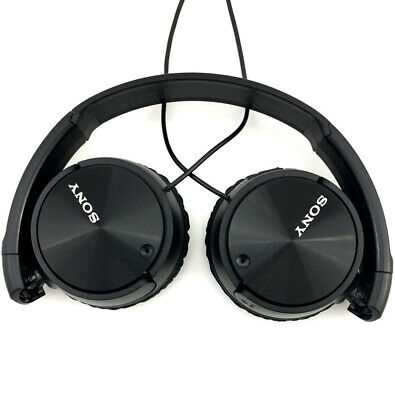 Sony MDR-ZX110NC Noise Cancelling Headphones MDRZX110NC Black