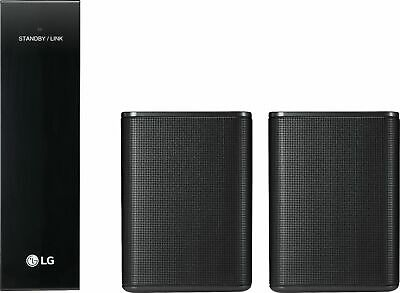LG - Powered Wireless Rear Channel Speakers (Pair) - works with select...