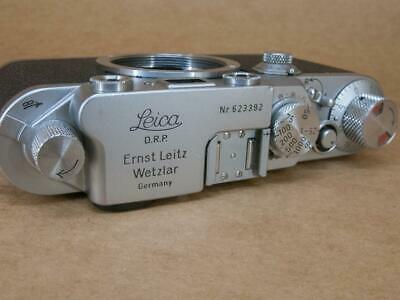 Leitz Leica IIIf Red Dial Body 1952/3