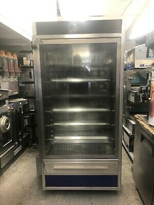 7 spit 30 chicken electric chicken rotisserie machine made by Old hickory