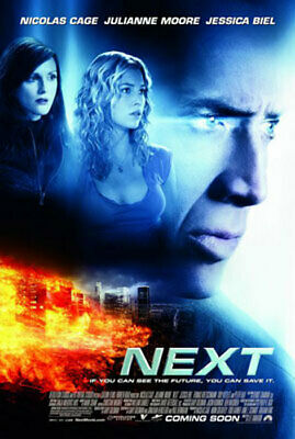Next (Double Sided Regular) Original Movie Poster
