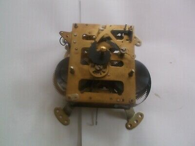 Mechanism  From An Old Acctim 30 Day Wall Clock Working Order Ref Mo 123