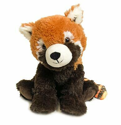 Intelex Warmies Microwavable French Lavender Scented Plush, Red Panda Warmies