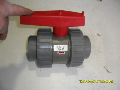 "G44)) Astore 90Mm 3"" New Ball Valve"