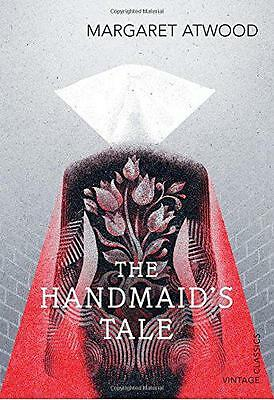 The Handmaid's Tale (Vintage Childrens Classics) by Atwood, Margaret, NEW Book