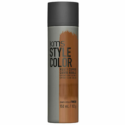 Kms Style Colour Rusty Copper Spray On Colour 150Ml