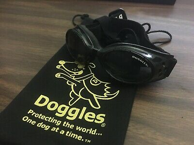 Doggles Sunglasses for Dogs XS Black