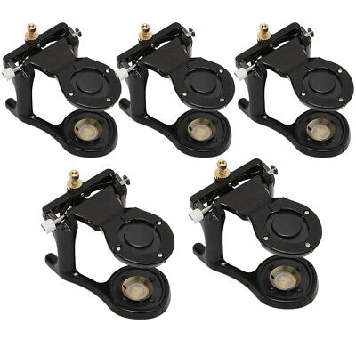 5Pcs Small Dental Lab Magnetic Articulator Adjustable with Incisal Pins UK