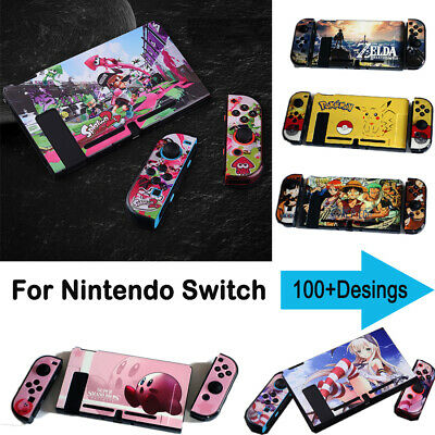 Nintendo Switch Cover Protection Shell Case Grip Hard Thin Shell Dockable New