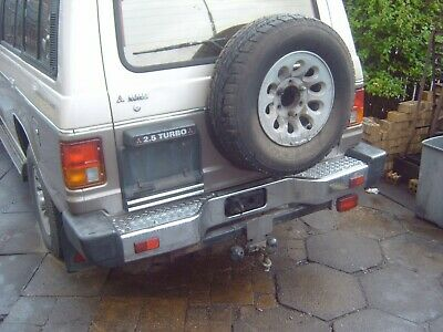 pajero/shogun MK1 1982 TO 1991 TOW BAR