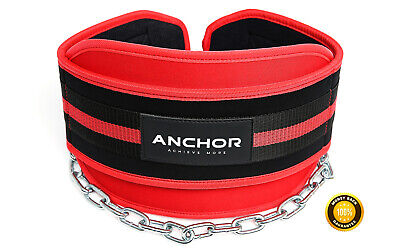 Dipping Belt Dip Weight Lifting Body Building Long Chain Exercise Gym Training