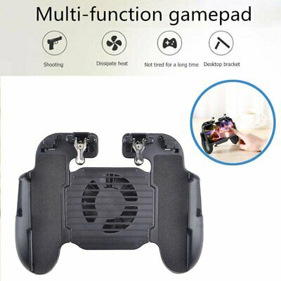 Mobile Wireless Gamepad Gaming Trigger Controller Für PUBG Android iOS Handy