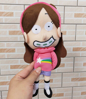 Disney Gravity Falls Mabel Girl Plush Doll 32cm