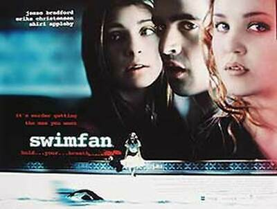 Swimfan (Double Sided) Original Movie Poster