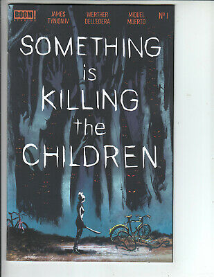 Something is Killing the Children #1 Cover A NM First Print HOT BOOM