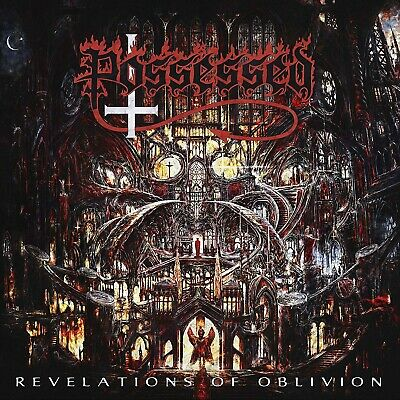 Possessed REVELATIONS OF OBLIVION (727361488093) Limited NEW COLORED VINYL 2 LP