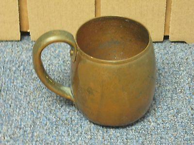 West Bend Solid Copper Mug Cup