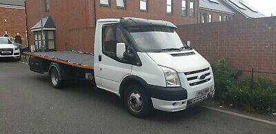 Ford Transit T350 Tilt And Slide Recovery Truck Mk7 Conversion Camera  3.5 Ton