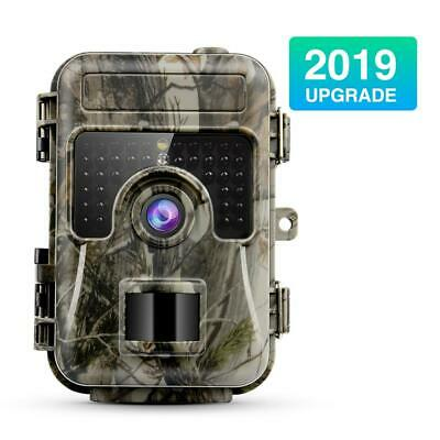 16MP Hunting Trail Camera HD 1080P Wildlife Scouting Cam Night Vision IP66 US