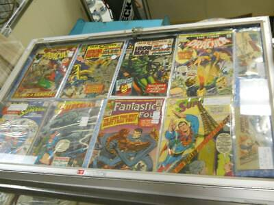 MEGA Vintage Lot Of 50 Comics Estate Sale (DC Marvel Independent)Best Deal 4 U