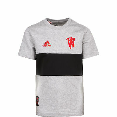 ADIDAS PERFORMANCE MANCHESTER United Graphic T Shirt Kinder NEU