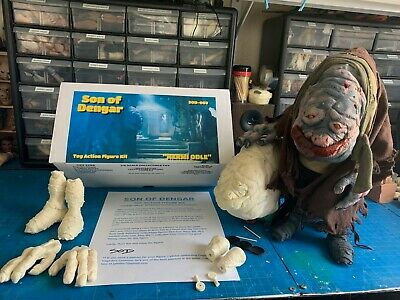 "Custom Sideshow/ Hot Toys Star Wars Scum & Villainy ""Hermi Odle"" 1/6 Figure Kit"