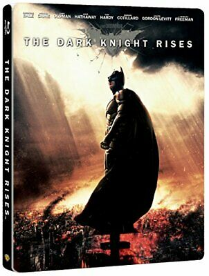[Blu-Ray] Amazon.co.jp Limité The Dark Knight Rises Blu-Ray Acier Livre Ver.