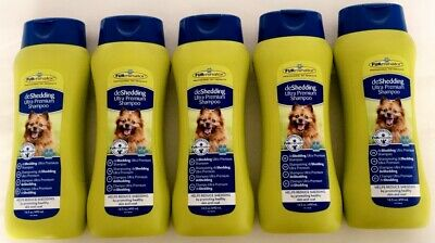 FURMINATOR Lot De 5 Shampooings Ultra Premium Chien Deshedding 5x490mL /EBGB