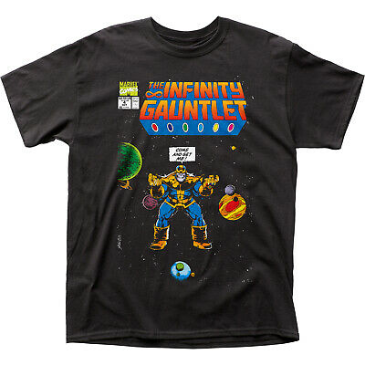 Thanos The Infinity Gant Marvel Comics sous Licence Adulte T-Shirt