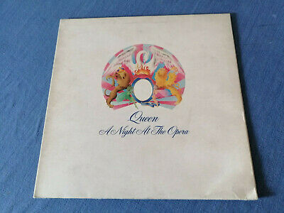 Queen L.p. 1975.   'A Night At The Opera.'   Emtc 103.   First Press.   Vg+/Ex.