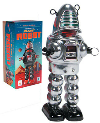 Schylling Collectors Series Planet Robot Noir ms430 Wind Up Schylling 214952