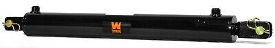 WEN CC2012 Clevis Hydraulic Cylinder with 2-inch Bore and 12-inch Stroke